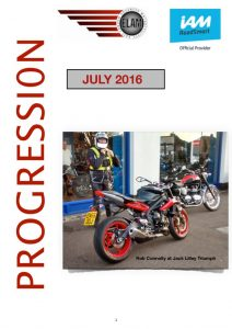 thumbnail of Progression July 2016