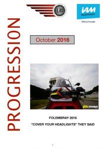 thumbnail of Progression October 2016