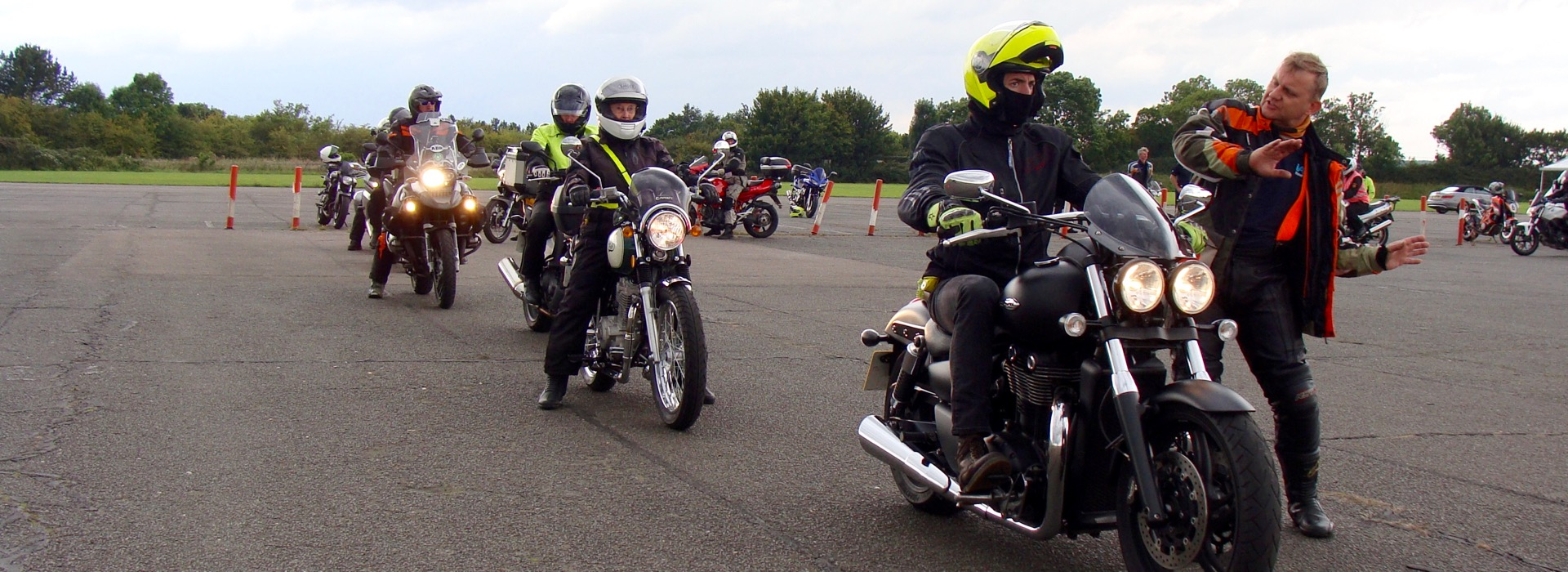 East London Advanced Motorcyclists