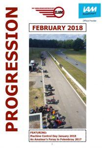 thumbnail of Progression February 2018