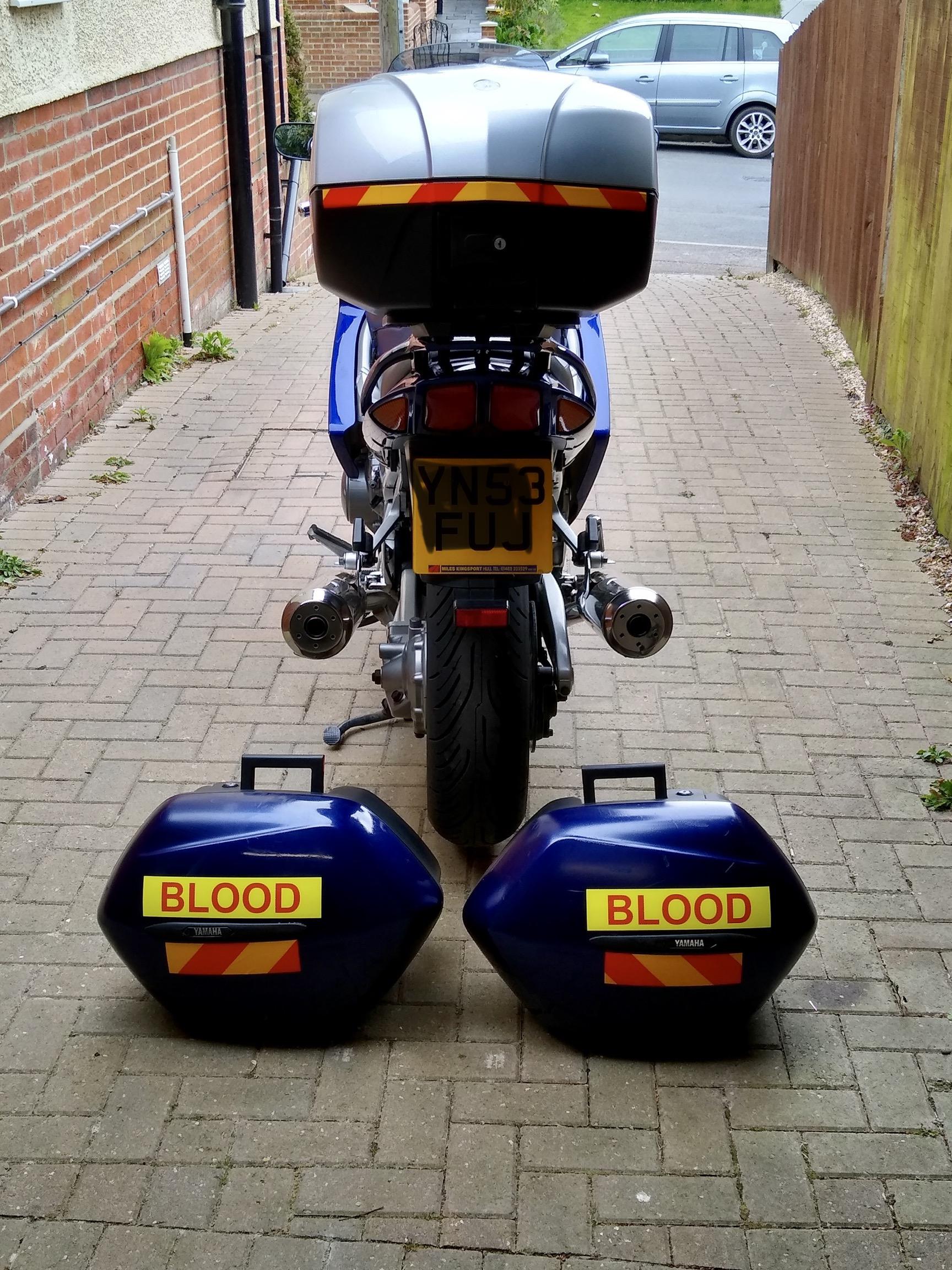 Essex Blood Bikers